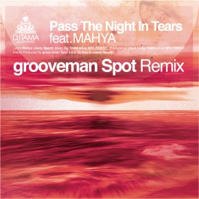 【RELEASE】Pass The Night In Tears - grooveman Spot Remix
